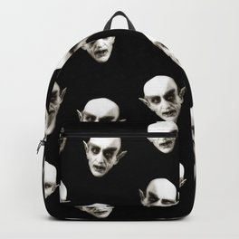 Dracula pattern Backpack
