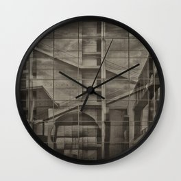 World of Tomorrow Wall Clock