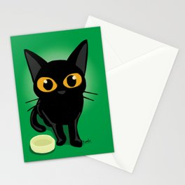 Magical eyes Stationery Cards