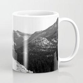national park road Coffee Mug