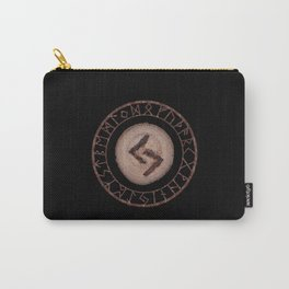 Jera - Elder Futhark rune Carry-All Pouch
