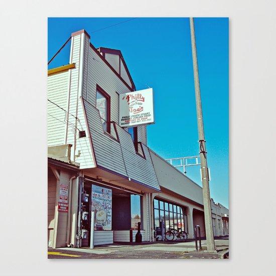 Philly Joe's Canvas Print