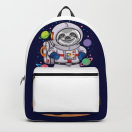Space Sloth Backpack