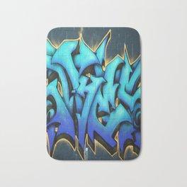 Graffiti 1 Bath Mat