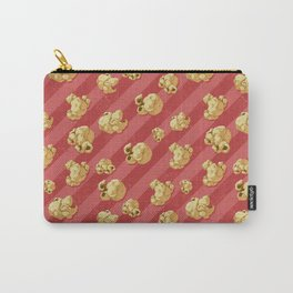 Popcorn Rain Carry-All Pouch