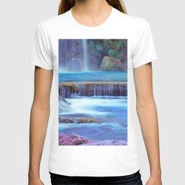 The Pools of Havasupai Falls - Revisited T-shirt