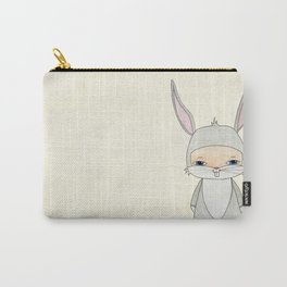 A Boy - Bugs Bunny Carry-All Pouch