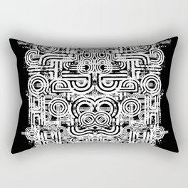 Disorganized Speech #7 Rectangular Pillow