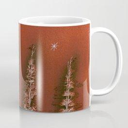 Tamarack Trees Coffee Mug