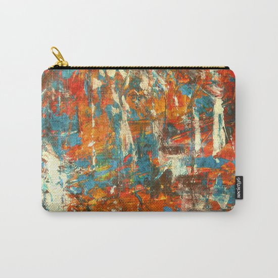 An Oasis In A Desert Carry-All Pouch