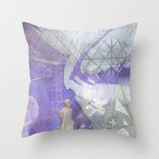 Memories of Salisbury Throw Pillow