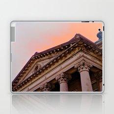 Courthouse Morning Laptop & iPad Skin