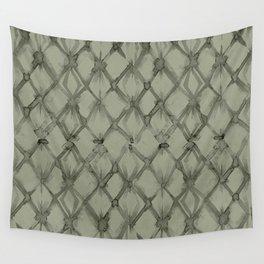 Braided Diamond Simply Green Tea Wall Tapestry