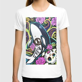 The Peace Whale T-shirt