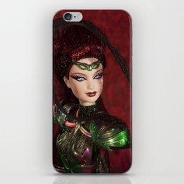 Chica Alienigena iPhone Skin
