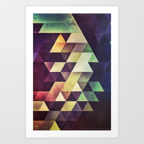 fyzykyl Art Print