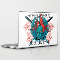 oriental Laptop & iPad Skins featuring Oriental by Tshirt-Factory