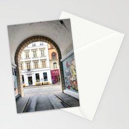 Streetart Stationery Cards