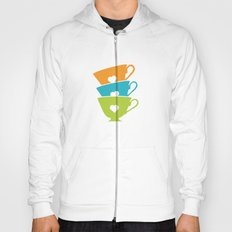 Teacups - Tea Time Hoody