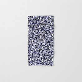 Cut Stones For Twilight Hand & Bath Towel