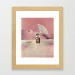 Ethereal Portal Framed Art Print