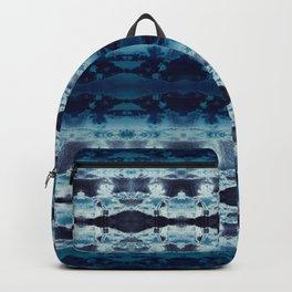 Boho Ombre' Blues Backpack