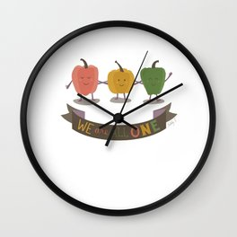 We are all One Wall Clock