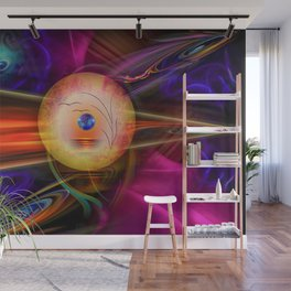Abstract in perfection -Meditation Wall Mural