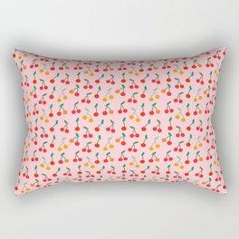 Cherry pattern Rectangular Pillow