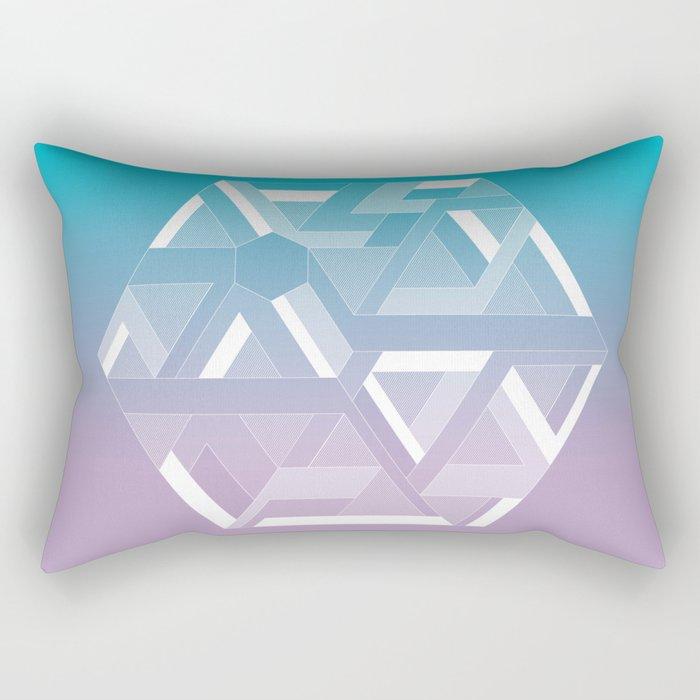 Six Rectangular Pillow