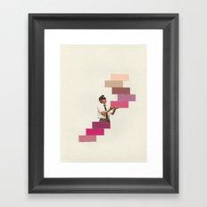 Wedding Crasher  Framed Art Print