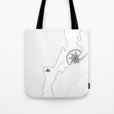 Taunton River Tote Bag