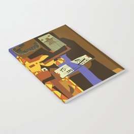 Picasso - The Musician Notebook