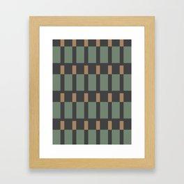 Dark Deco #society6 #decor #buyart Framed Art Print