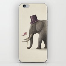 Elephant Day  iPhone & iPod Skin