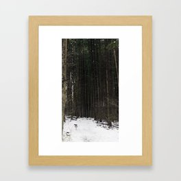 Kain Trail Framed Art Print