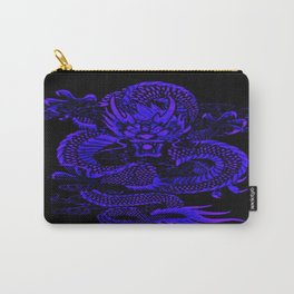 Epic Dragon Blue Carry-All Pouch