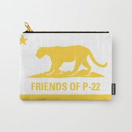 P-22 Yellow Carry-All Pouch