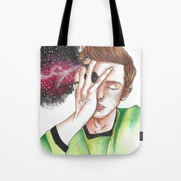 Don't contain youself Tote Bag