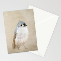 Bird Little Blue Stationery Cards