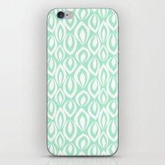 Leafyrific-Fresh Mint iPhone & iPod Skin