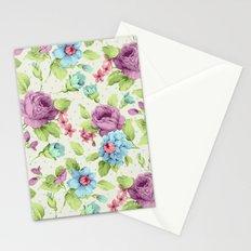 Hopeless Romantic - cream version Stationery Cards