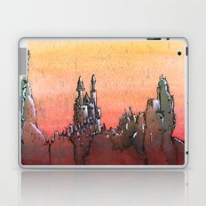 Mountain Stronghold Laptop & iPad Skin