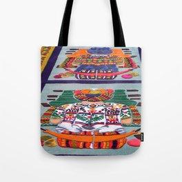 Guatemalan Alfombras Tote Bag