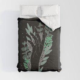 Balance - Illustration Comforters