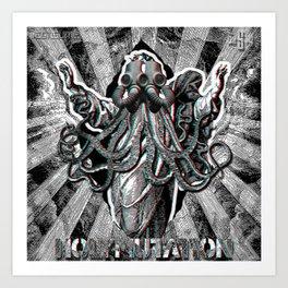 HolyMutation Art Print