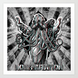 HolyMutation Art Print
