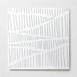 Coit Pattern 85 Metal Print