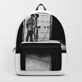 asc 933 - Les amants maudits (Two sides) Backpack