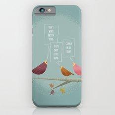 Three Little Birds iPhone 6s Slim Case